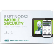 Программное обеспечение ESET NOD32 Mobile Security [NOD32-ENM2-NS(CARD)-1-1]