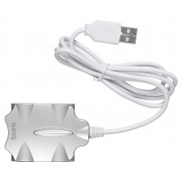 Разветвитель USB BURO BU-HUB4-0.5-U2.0-Candy [BU-HUB4-0.5-U2.0-CANDY]