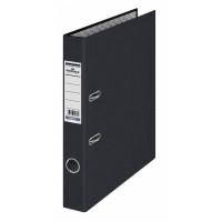 Папка-регистратор Durable 3220-01 (A4, бумвинил, ширина корешка 50мм, черный) [3220-01]