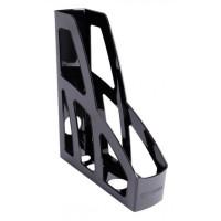 Лоток вертикальный СТАММ Лидер ОФ100 (пластик, 300x250x75мм) [ОФ100]