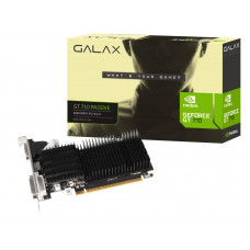 Видеокарта GeForce GT 710 954МГц 2Гб KFA2 (PCI-E 16x 3.0, GDDR3, 64бит, 1xDVI, 1xHDMI) [71GPF4HI00GK]