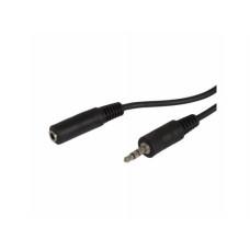 Кабель аудио Ningbo (Jack 3.5 (m), Jack 3.5 (f), 2м)
