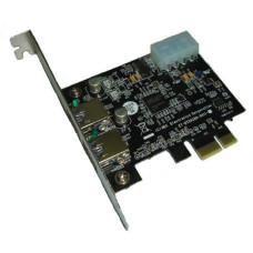 Контроллер D720200F1(PCI-E, 2xUSB) [ASIA PCIE 2P USB3.0]