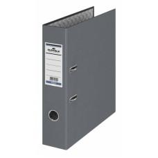 Папка-регистратор Durable 3210-10 (A4, бумвинил, ширина корешка 70мм, серый) [3210-10]