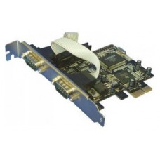 Контроллер MS9901(PCI-E, 2xCOM) [ASIA PCIE 2S]