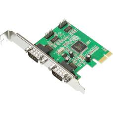 Контроллер MS9904(PCI-E, 4xCOM) [ASIA PCIE 4S]