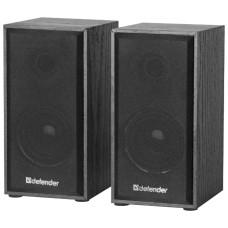 Компьютерная акустика DEFENDER SPK 240 (2.0, 6Вт, MDF) [65224]
