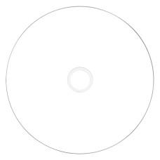 Диск BD-R VERBATIM (50Гб, 6x, cake box, 25, Printable) [43750]