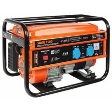Электрогенератор PATRIOT SRGE 2500 (пуск ручной, 2,2/2кВт, 220В) [474103130]