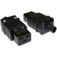LANMASTER LAN-PP19/20-16A-5.0 [LAN-IEC-320-C19]