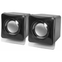 Компьютерная акустика DEFENDER SPK 35 (2.0, 5Вт, пластик) [65635]