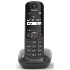 Радиотелефон Gigaset AS690 black [S30852-H2816-S301]