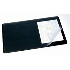 Настольное покрытие Durable 7202-10 (53x40 см, серый, нескользящая основа, прозрачный верхний слой) [7202-10]