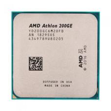 Процессор AMD Athlon 200GE Raven Ridge (3200MHz, AM4, L3 4Mb, Radeon Vega 3)