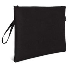 Папка-портфель Deli 63466BLACK (A4, отделений 1, текстиль, черный) [63466BLACK]
