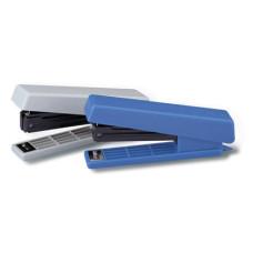 Степлер Kw-Trio 5280GR (тип скоб: №10, вместимость 50 скоб, одновременно скрепляемых 10 листов, глубина прошивки 50мм, встроенный антистеплер) [5280GR]