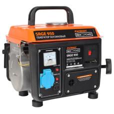 Электрогенератор PATRIOT SRGE 950 (пуск ручной, 800/650кВт, 220В) [474103119]