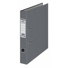 Папка-регистратор Durable 3220-10 (A4, бумвинил, ширина корешка 50мм, серый) [3220-10]