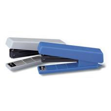Степлер Kw-Trio 5280BLU (тип скоб: №10, вместимость 50 скоб, одновременно скрепляемых 10 листов, глубина прошивки 50мм, встроенный антистеплер) [5280BLU]