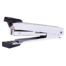 Степлер Deli E0224 (тип скоб: №10, вместимость 50 скоб, одновременно скрепляемых 15 листов, глубина прошивки 50мм, встроенный антистеплер) [E0224]