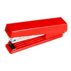 Степлер Kw-Trio 5280RED (тип скоб: №10, вместимость 50 скоб, одновременно скрепляемых 10 листов, глубина прошивки 50мм, встроенный антистеплер) [5280RED]