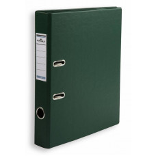 Папка-регистратор Durable 3120-32 (A4, ПВХ, ширина корешка 50мм, темно-зеленый) [3120-32]