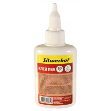 Клей ПВА Silwerhof (морозоустойчивый, 60) [433034-60]