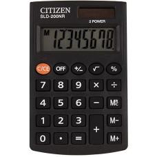 Калькулятор Citizen SLD-200NR [SLD-200NR]