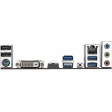 Материнская плата Gigabyte A520M H (AM4, AMD A520, 2xDDR4 DIMM, microATX, RAID SATA: 0,1,10) [A520M H]