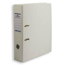 Папка-регистратор Durable 3110-02 (A4, ПВХ, ширина корешка 70мм, белый) [3110-02]