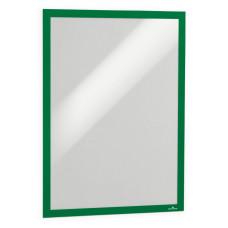 Магнитная рамка Durable 4883-05 (настенная, A3, зеленый) [4883-05]