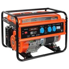 Электрогенератор PATRIOT SRGE 6500 (пуск ручной, 5,5/5кВт, 220В) [474103166]