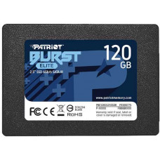 Жесткий диск SSD 120Гб Patriot Memory Burst Elite (2.5