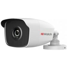 Камера видеонаблюдения HiWatch DS-T120 (3,6 мм) (уличная, цветная, 1Мп, 3.6-3.6мм, 1280x720, 25кадр/с) [DS-T120 (3.6 mm)]