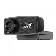 Веб-камера Genius FaceCam 1000X v2 (1млн пикс., 1280х720, микрофон, ручная фокусировка, USB 2.0) [32200003400]