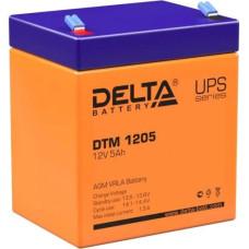Батарея Delta 12V5Ah [DTM 1205]