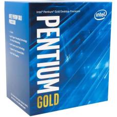 Процессор Intel Pentium Gold G6405 (4100MHz, LGA1200, L3 4Mb, UHD Graphics 610)