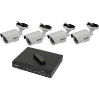 Комплект видеонаблюдения Falcon Eye FE-104MHD KIT Дача SMART [FE-104MHD KIT ДАЧА SMART]