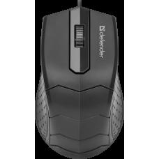 Мышь Defender HIT MB-530 (кнопок 3, 1000dpi) [52530]