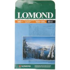 Фотобумага Lomond 0102063 (10x15, 180г/м2, для струйной печати, односторонняя, матовая, 50л) [0102063]