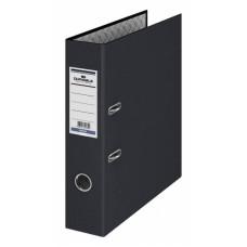 Папка-регистратор Durable 3210-01 (A4, бумвинил, ширина корешка 70мм, черный) [3210-01]