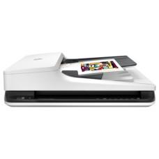 Сканер HP ScanJet Pro 2500 f1 (A4, 1200x1200 dpi, 24 бит, MAC, PC, USB 2.0) [L2747A]