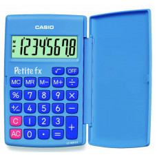 Калькулятор CASIO LC-401LV-BU [LC-401LV-BU]