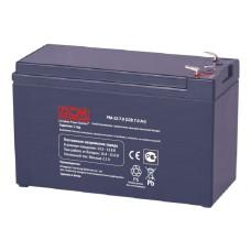 Батарея Powercom PM-12-7.0 (12В, 7Ач) [PM-12-7.0]