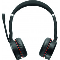 Bluetooth-гарнитура JABRA Evolve 75 Stereo UC [7599-838-109]