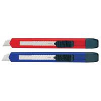 Нож канцелярский Deli E2051 (сталь, лезвие 0.9мм) [E2051]