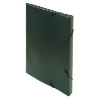 Портфель Бюрократ -BPR6BLCK (6 отделений, A4, пластик, 0,7мм, черный) [BPR6BLCK]