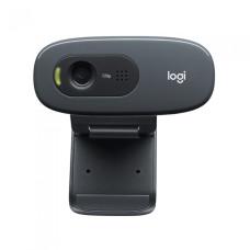 Веб-камера Logitech HD Webcam C270 (1280x720, микрофон, USB 2.0) [960-001063]