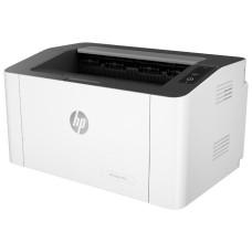 Принтер HP Laser 107a (лазерная черно-белая, A4, 20стр/м, 1200x1200dpi, 10'000стр в мес) [4ZB77A]