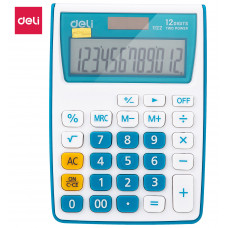 Калькулятор Deli E1122